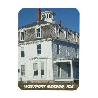 Westport Harbor, Massachusetts Magnet