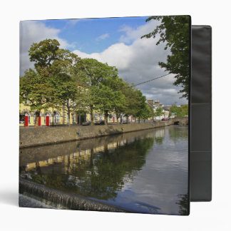 Westport, Ireland. The Atlantic town of 3 Ring Binder
