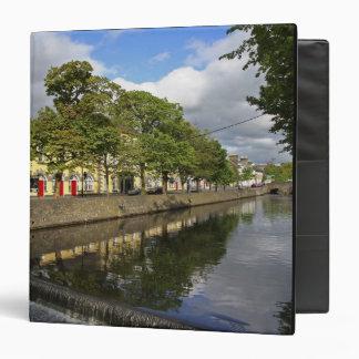 Westport, Ireland. The Atlantic town of Binders