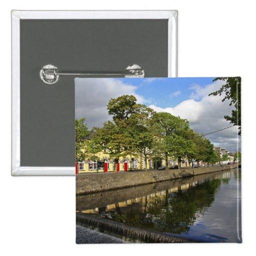 Westport, Ireland. The Atlantic town of Buttons