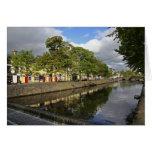 Westport, Ireland. The Atlantic town of Cards