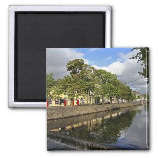 Westport, Ireland. The Atlantic town of Magnet
