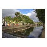 Westport, Ireland. The Atlantic town of Photo Print