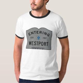 Westport que entra playera