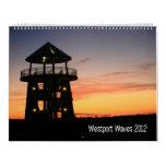 Westport Surfing 2012 Calendar