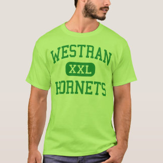 Westran - Hornets - High - Huntsville Missouri T-Shirt