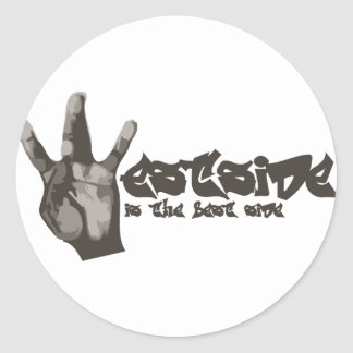 Westside Classic Round Sticker