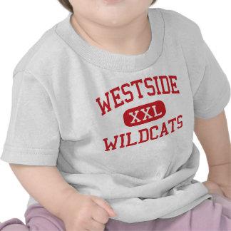 Westside - Wildcats - High - Memphis Tennessee Tshirt