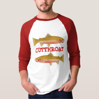 Westslope Cutthroat Trout Apparel T-Shirt