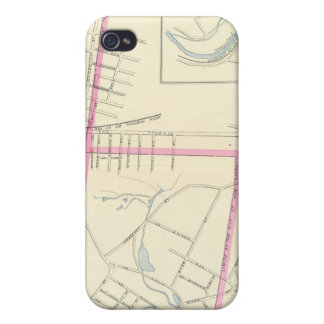 Westville iPhone 4 Cover