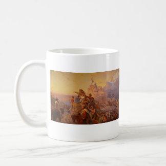 Westward Ho! - 1860 Coffee Mug