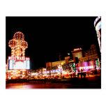 Westward Ho & Riviera Las Vegas Postcards