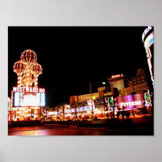Westward Ho & Riviera Las Vegas Poster