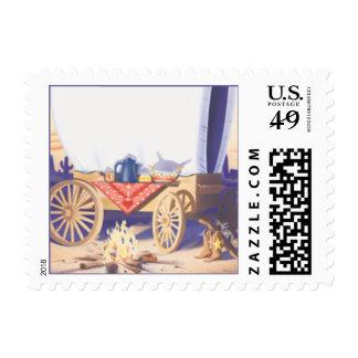Westward Ho © Stamps