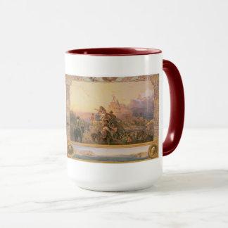 Westward the Course American Painting Coffee Mug