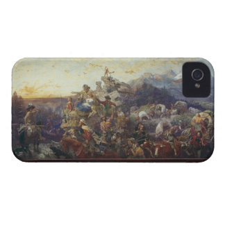 Westward the Course of Empire Takes Its Way Case-Mate iPhone 4 Cases