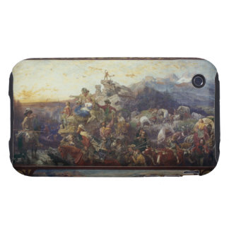 Westward the Course of Empire Takes Its Way Tough iPhone 3 Covers