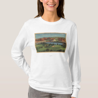 Westwood Hills, CA - View of U.C.L.A. Campus T-Shirt