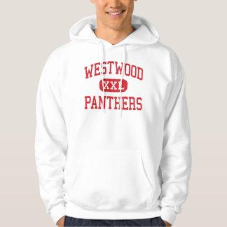 Westwood - Panthers - Middle - Blaine Minnesota Hoodie