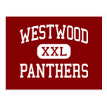 Westwood - Panthers - Middle - Blaine Minnesota Postcards