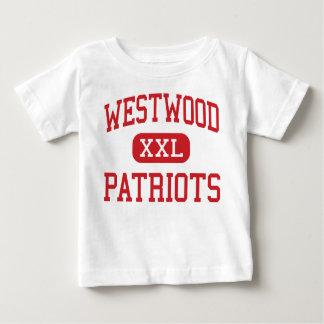 Westwood - Patriots - High - Ishpeming Michigan Baby T-Shirt