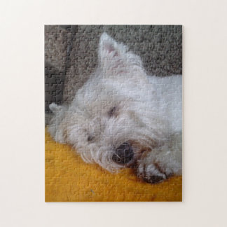 Westy_sleeping.png Jigsaw Puzzle