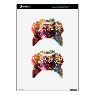 Wet 016 xbox 360 controller decal