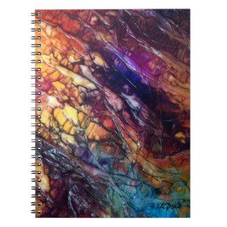 Wet 029 spiral note book