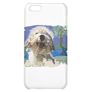 Wet and Happy iPhone 5C Cases