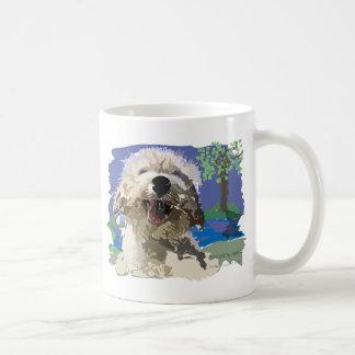 Wet and Happy Coffee Mugs