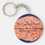 wet_brain, tengo sí tumores cerebrales. Cuál es su Llaveros