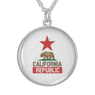 Wet California Republic Sterling Silver Necklace