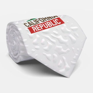 Wet California Republic style Tie