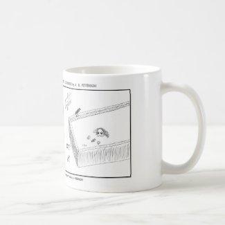 Wet Concrete Coffee Mug
