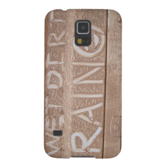 Wet Dirt 'Tailgate Talk' Galaxy S5 Cover