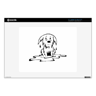 Wet Dog Skins For Laptops