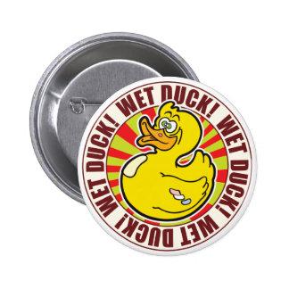 Wet Duck 2 Inch Round Button