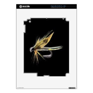 Wet Fly (Cumming's) iPad 2 Decals