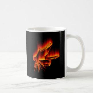 Wet Fly Fire design Coffee Mug