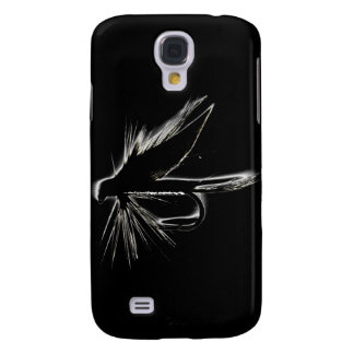 Wet Fly Silhouette Galaxy S4 Cover