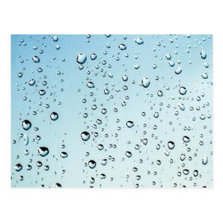 Wet Look Postcard