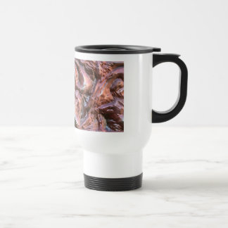 Wet Metal Structure (I) Stainless Steel Travel Mug