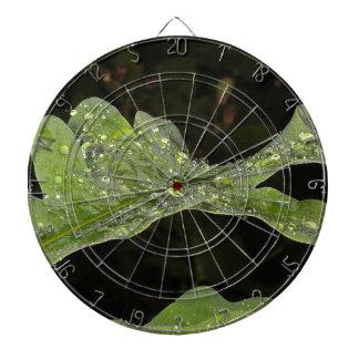 Wet Oak Leaf Dartboard