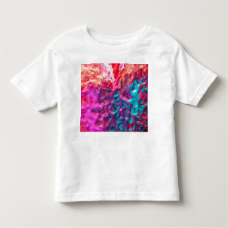 Wet Paint Abstract T Shirts
