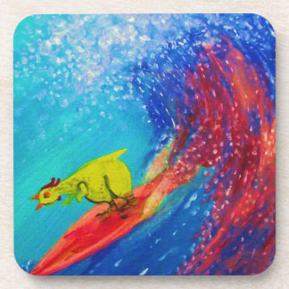 Wet Paint Drink Coaster