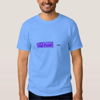 Wet Paint Shirts