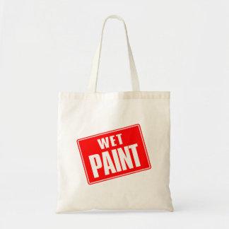 Wet Paint Tote Bag