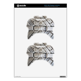 Wet paver blocks xbox 360 controller decal