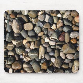 wet pebbles mouse pad