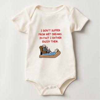 WET.png Baby Bodysuit